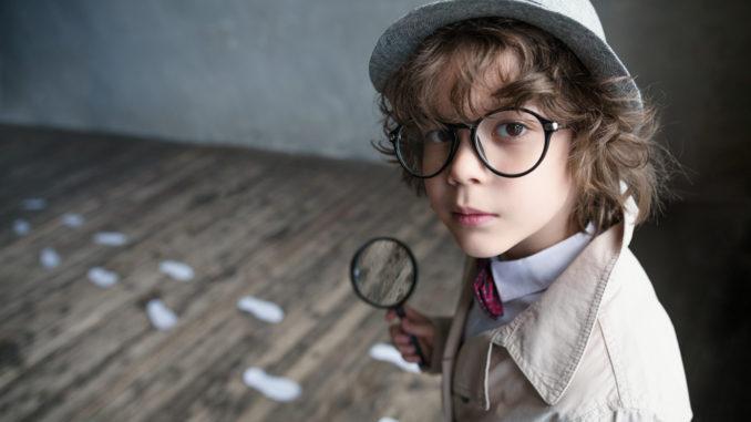 kinderfeestje detective