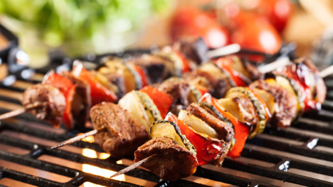 BBQ-feestje