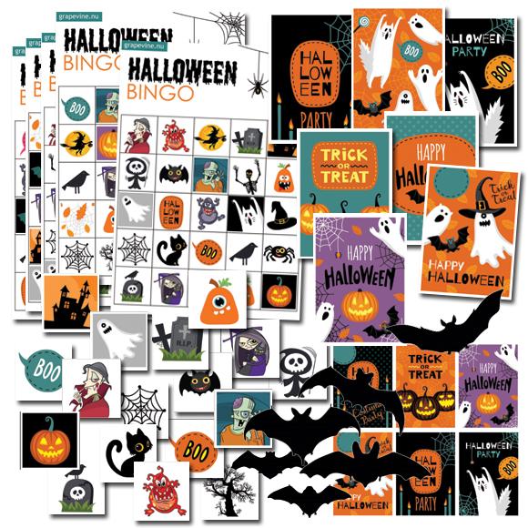 Halloween Knutselen – Print uit en kom in Halloweenstemming!