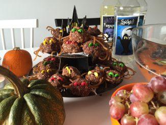 Halloween flesetiketten