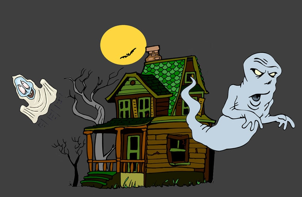 spookfeestje