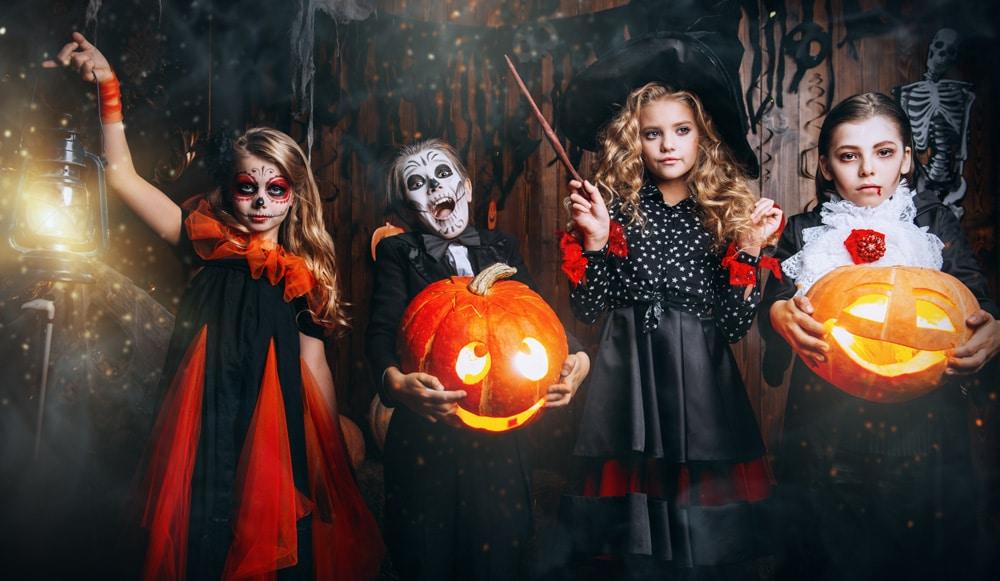 halloweenspelletjes