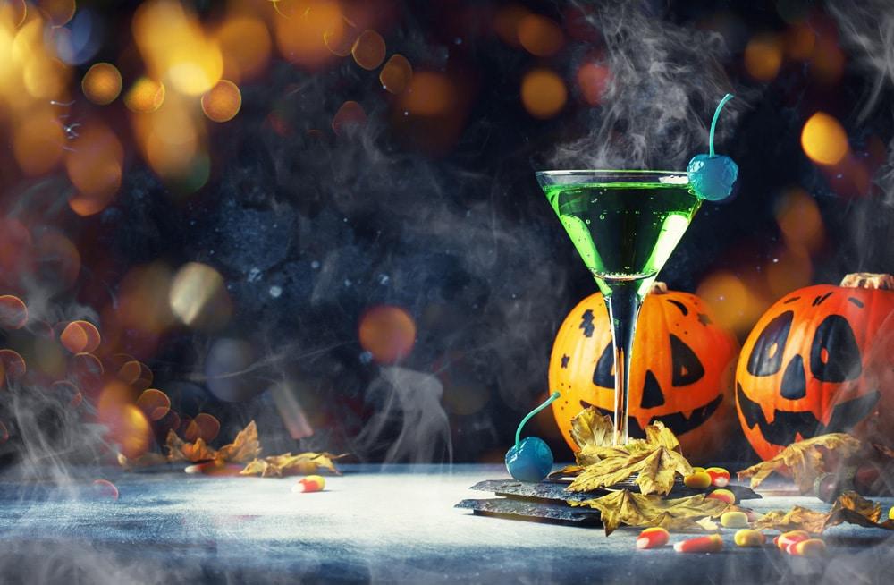 flesetieketten halloween