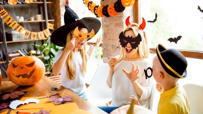 Halloweenpuslerier