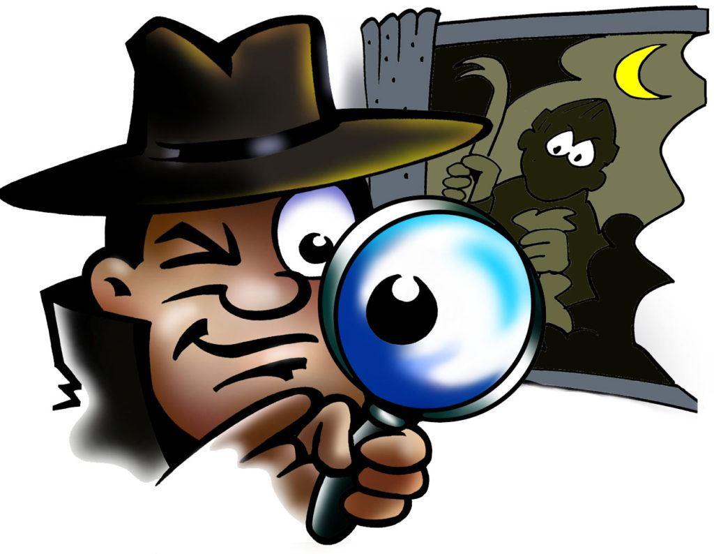 barneselskap detektiv