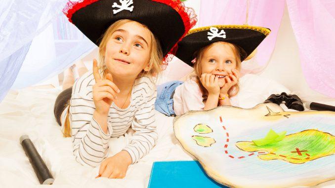 tema barnebursdag pirat