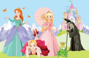 prinsesseselskap