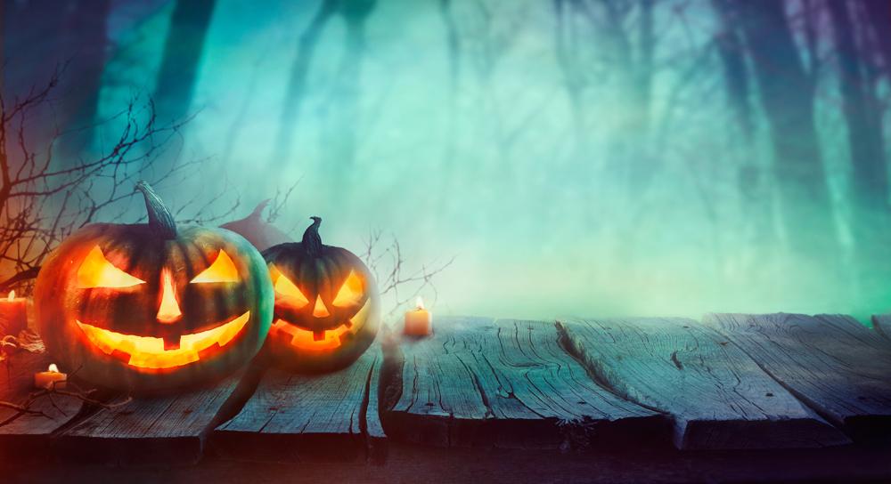 halloween leker