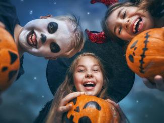 Halloween leikkejä