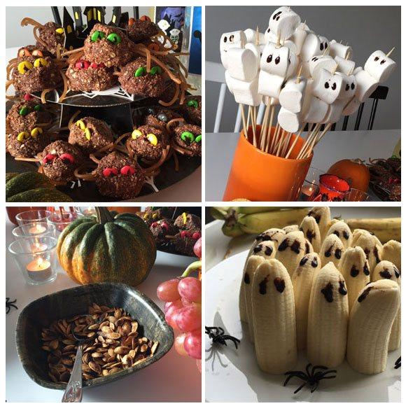 Halloween reseptit Halloween ruoka