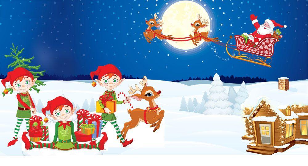 joulujuhla lapset