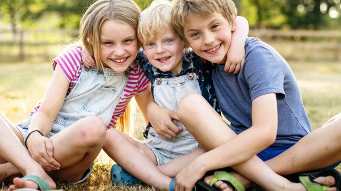 aktiviteetteja lapsille ulkona