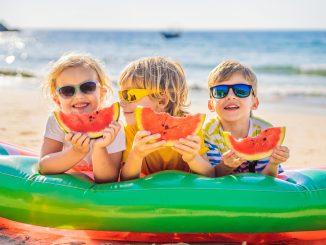 kesäjuhlat lapsille