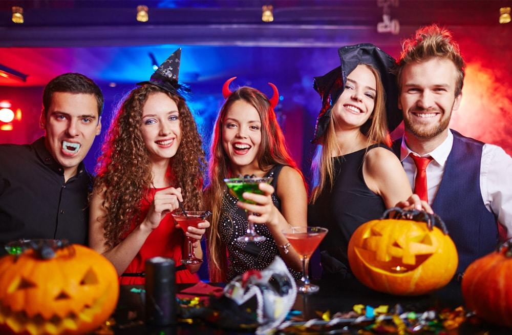 halloweenjuhlat