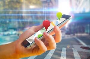 mobiiliaarteenetsintä