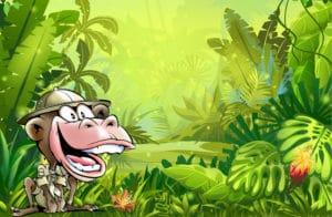 barnkalas djungel